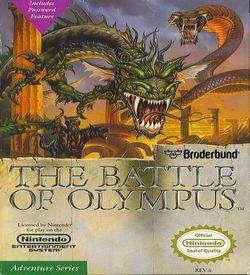 Battle Of Olympus, The ROM