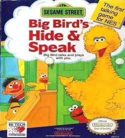 Big Bird's Hide And Speak ROM