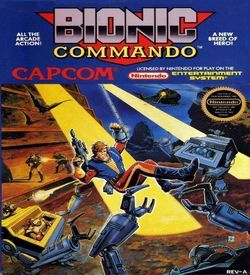 Bionic Commando 99 (Hack) ROM