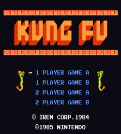 Blind Fu (Kung Fu Hack) ROM