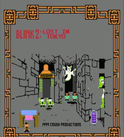Blink 2 - Lost In Tokyo (Gauntlet Hack) ROM