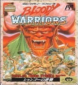 Bloody Warriors - Shan-Go No Gyakushuu [hM02] ROM
