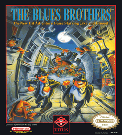 Blues Brothers, The ROM