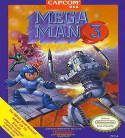 Break Man 3 (Mega Man 3 Hack) ROM