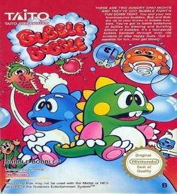 Bubble Bobble [T-French] ROM