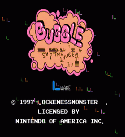 Bubble Bobble Shitmongers (Hack) [a1] ROM
