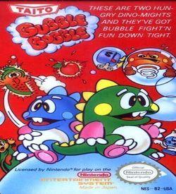Pac-Man Bubble Bobble (Hack) ROM