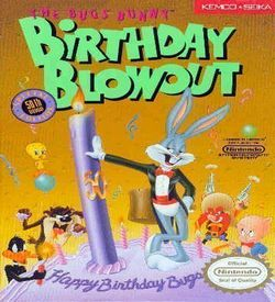 ZZZ_UNK_Bugs Bunny Birthday Bash (Bad CHR) ROM