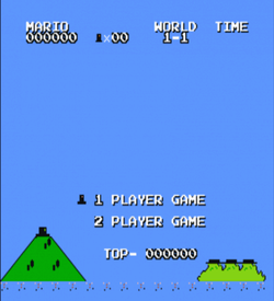 Capless Mario And The Bottomless Pit (SMB1 Hack) ROM