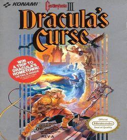 Castlevania 3 - Dracula's Curse  [T-Port] ROM