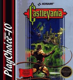 Castlevania (PC10) ROM