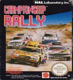 Championship Rally (A) ROM