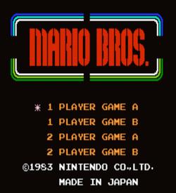 Classic Knight (Mario Bros Hack) ROM