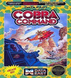 Cobra Command ROM