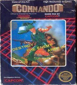 Commando [T-Port] ROM