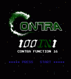 100-in-1 Contra Function 16 [a1] ROM