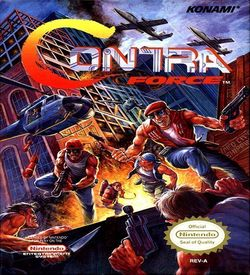 Contra Force ROM