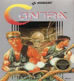 Contra [T-Port][a1] ROM