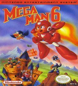 Mega Man 6 [T-Swed1.0] ROM