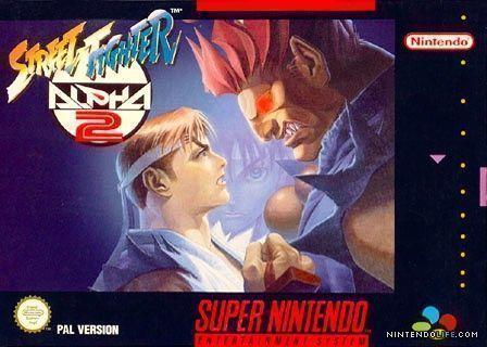 Street Fighter Alpha Zero 97