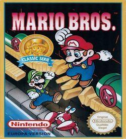 Dark Cecil Bros (Mario Bros Hack) ROM