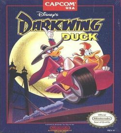 Darkwing Duck ROM