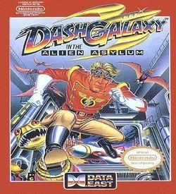 Dash Galaxy In The Alien Asylum ROM