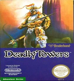 Deadly Towers ROM