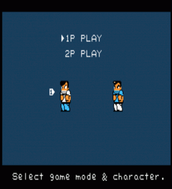 Death Marcher (River City Ransom Hack) ROM