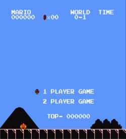 Dismembered Mario (SMB1 Hack) ROM