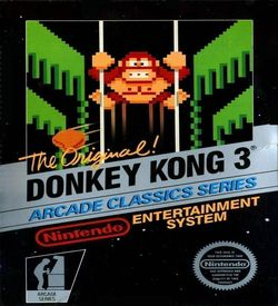 Donkey Kong 3 (JUE) ROM