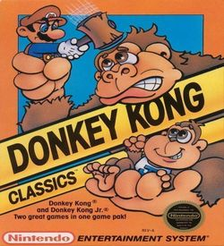 Donkey Kong Classics ROM