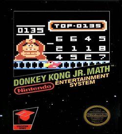 Donkey Kong Jr. Math ROM