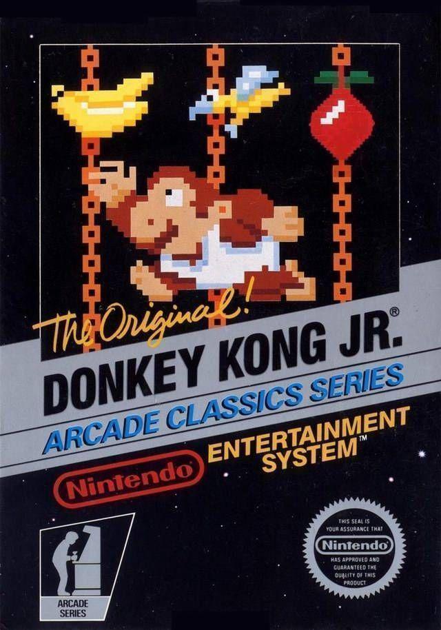Donkey Kong Jr. (JU)