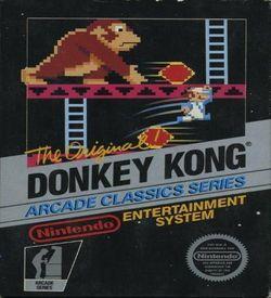 Donkey Kong (JU) [T-Norwegian_Just4fun] ROM