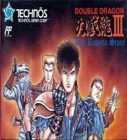 Double Dragon 3 - The Rosetta Stone ROM