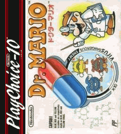 Dr Mario (PC10) [a1] ROM