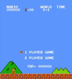 Dragon Mario Bros (SMB1 Hack) ROM