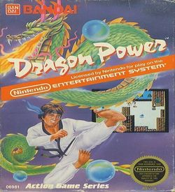 Dragon Warrior ROM