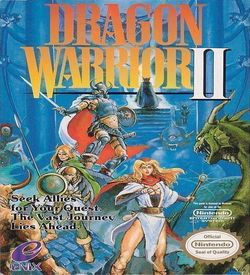 Dragon Warrior 2 ROM