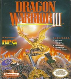 Dragon Warrior 3 Special Ed. V0.5 ROM