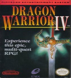 Dragon Warrior 4 ROM
