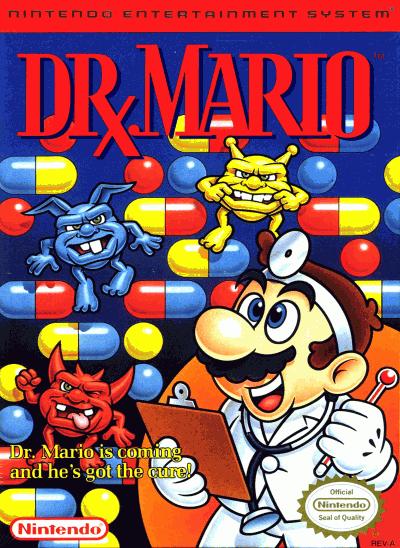 Pill Head (Dr Mario Hack)