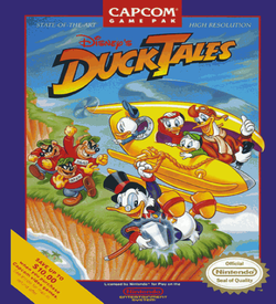 Duck Tales [T-French] ROM