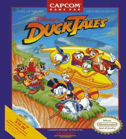 Duck Tales ROM