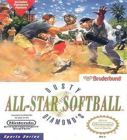 Dusty Diamond's All-Star Softball ROM