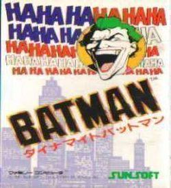 Dynamite Batman [hFFE] ROM