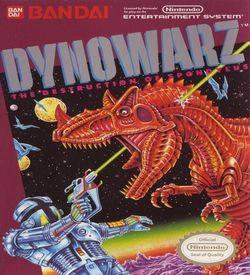 Dynowarz - Destruction Of Spondylus ROM