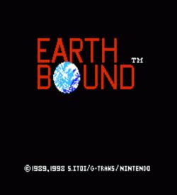 Earth Bound [T-German1.0_GTrans] ROM
