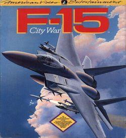 F-15 City War ROM